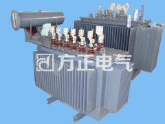 方正电气打造优质的牵引硅整流变压器